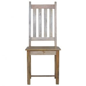 Solid Wood Dining Chair Set Of 2