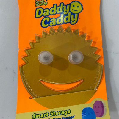 scrub daddy caddy
